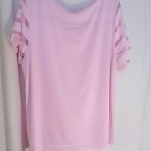 INC International Concepts Tops - INC pink blouse 3X